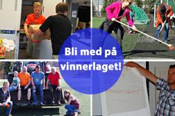 Mulige oppgaver for frivillige medhjelpere i Haugerud IF