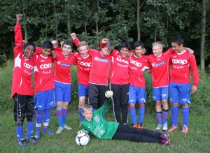 G99 i Norway Cup, Lagfoto