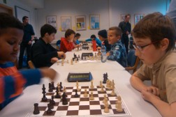 Sjakkklubbmesterskap for første gang