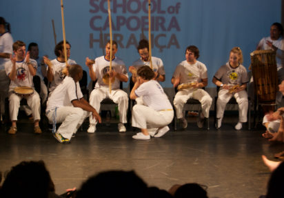 Mestre Marcos dos Santos, London School of Capoeira