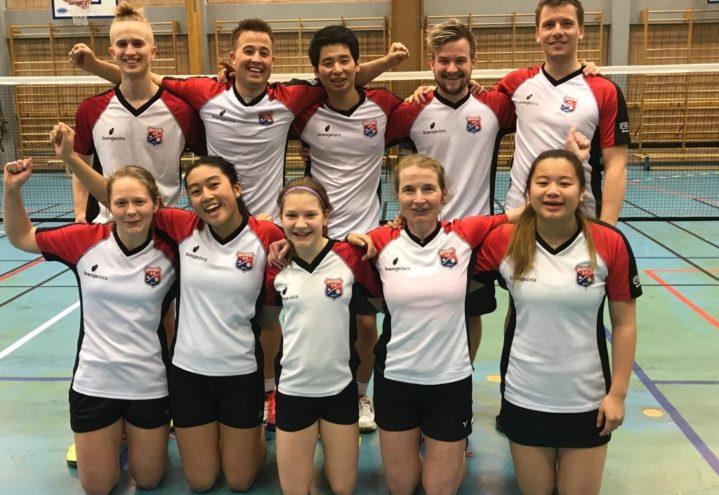Haugerud Badminton spiller i eliteserien fra neste sesong