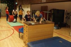 Bli med på barnetrimmen: Idrettslek og lek i vann