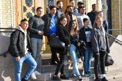 «Unge ledere» med kursavslutning på Stortinget