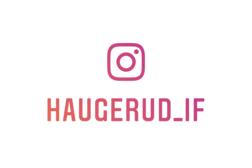 Nå er Haugerud IF på Snap og Insta!