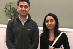 Waqas og Rana tar lederskapet i Områdeløftet