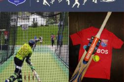 Cricketskole hver onsdag i sommerferien