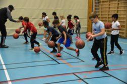 Haugerud Basket inviterer nye spillere til prøvetrening