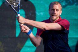 Tennis: Temakveld med Markus Berg 9. november