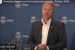 Koronaregler fra 29. oktober for Haugerud IF