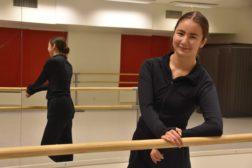 Anne Marthe – dyktig og populær ballettinstruktør på Haugerud